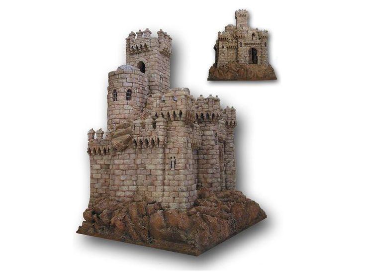 Castillo medieval. Colección particular
