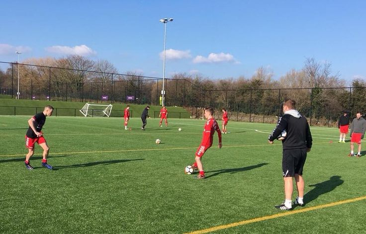 Charlton Athletic mark Football v Homophobia Month with unique training session #fundingsources #feedly