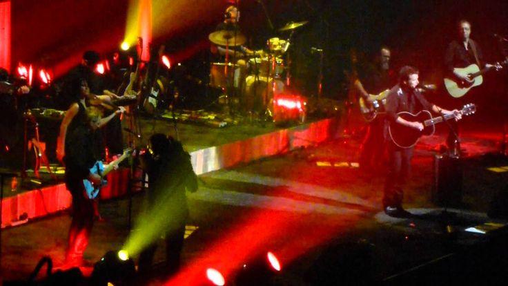Roch Voisine Mille Après Mille Live Montreal Centre Bell Center 2011