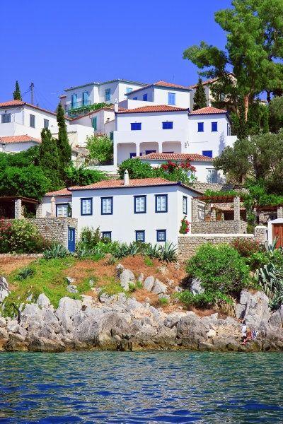 Hydra, Greece.  One of my fav islands