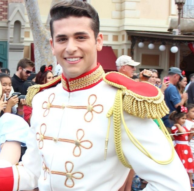 And Prince Charming has suddenly become my favorite.