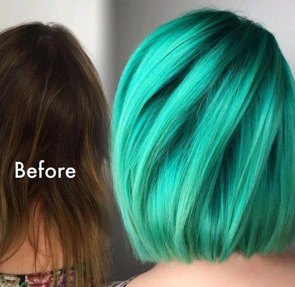 beautiful-color-and-hair-design-transformation-short-straight-bob-haircut-2017