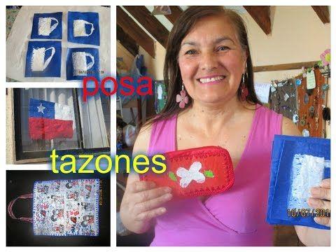 (3008) POSA TAZONES DE BOLSAS     Luz Mireya Martinez - YouTube