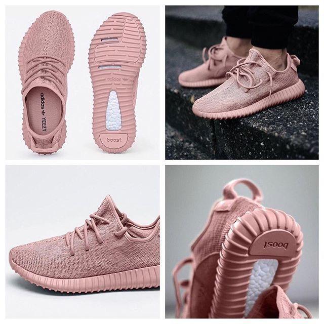 cde4e41fcd0b5 Yeezy Boost 350 Concept Pink Women Sneakers - Staxxs On Deck adidas shoes  women amzn.to 2kJsblb