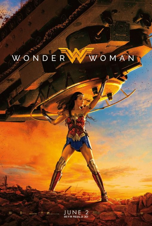 Click to View Extra Large Poster Image for Wonder Woman