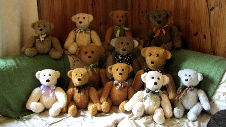 Bears what I made for sale