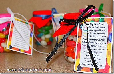 Bible Crafts: Prayer Jars, Children Church, Beans Prayer, Gifts Ideas, Kids Crafts, Jellybean Prayer, Easter Gift, Prayer Cards, Jelly Beans