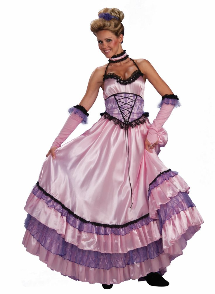 24 best Old West - Women\'s Costumes images on Pinterest | Adult ...