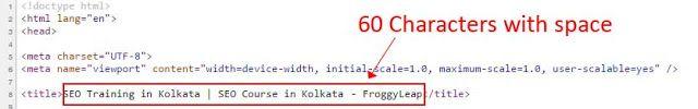 FroggyLeap offers the best SEO Training in Kolkata