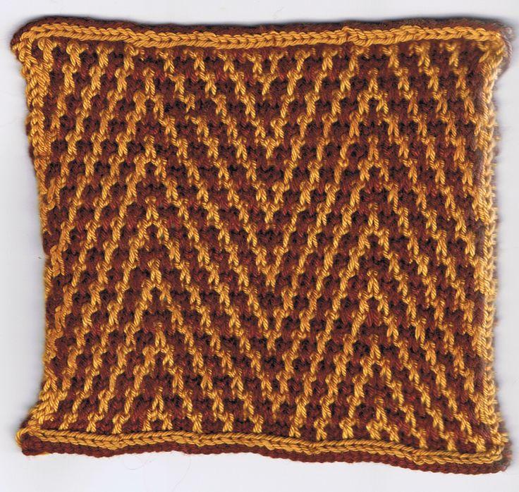 17 Best images about Mosaic and slip stitchknitting on Pinterest Knitting, ...