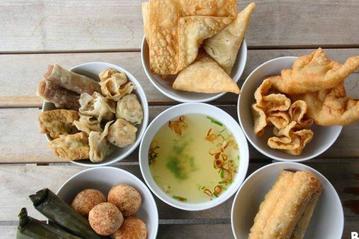 Bakso Goedoel Bogor yang Menggoyang Lidah - Kuliner Bogor