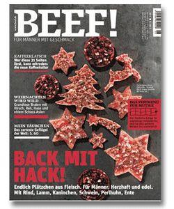 BEEF! Magazin - Geschenke für Männer-Adventskalender