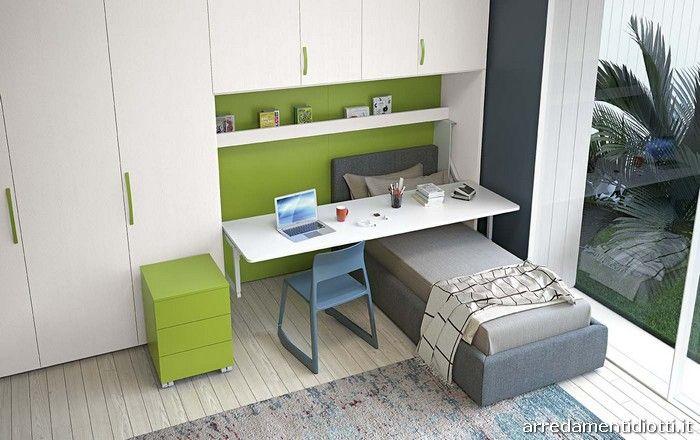Oltre 25 fantastiche idee su armadio scrivania su - Mobile con scrivania ...