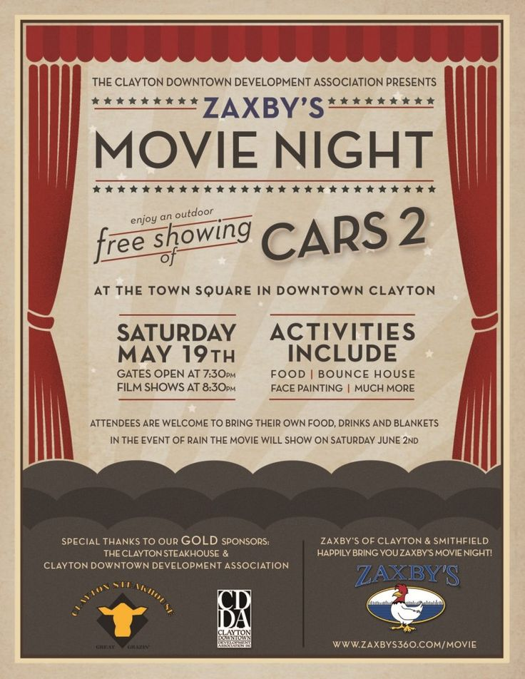 movie night poster google search inspiration station graphic design pinterest the o. Black Bedroom Furniture Sets. Home Design Ideas