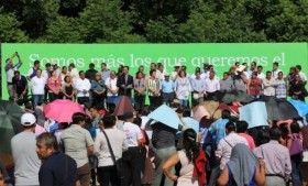 Sociedad civil respalda construcción del Centro de Convenciones de Oaxaca