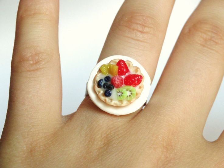 Tarte Ring ! By Lola Who Charms on Etsy !