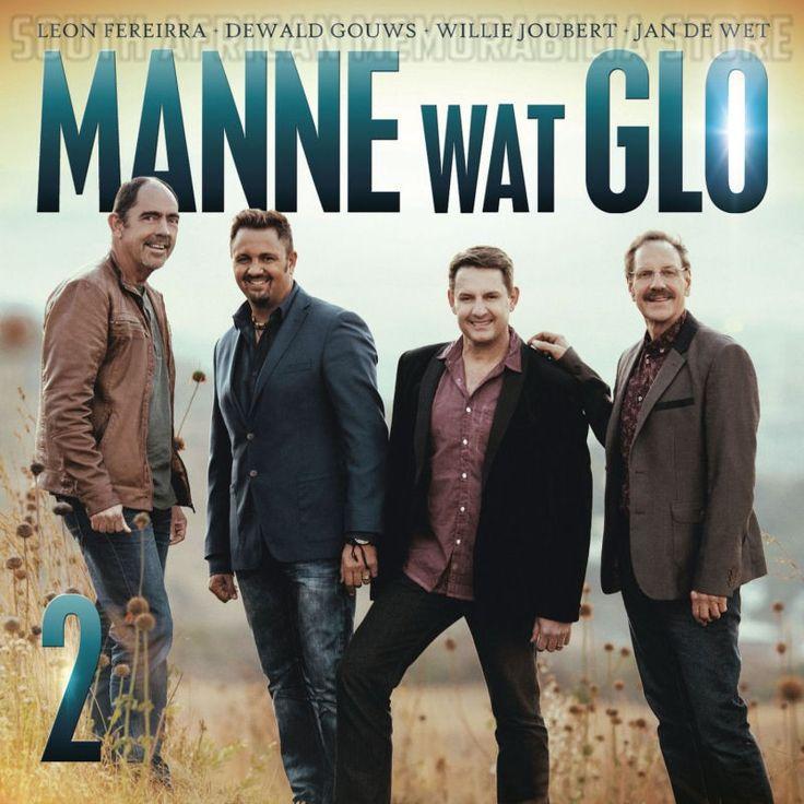 MANNE WAT GLO 2 - Leon Fereirra Jan De Wet - South Africa Gospel CD CDSEL017 New
