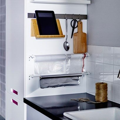 Ikea Design for a Small Kitchen