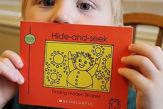 Christmas activity with picture books
