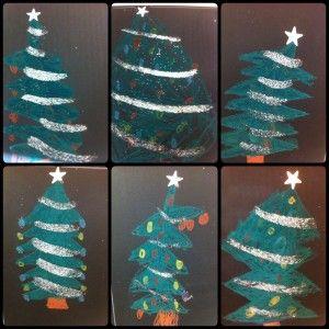 julgranar/ christmas tree