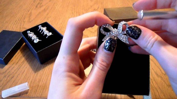 DIY ringen doosje maken