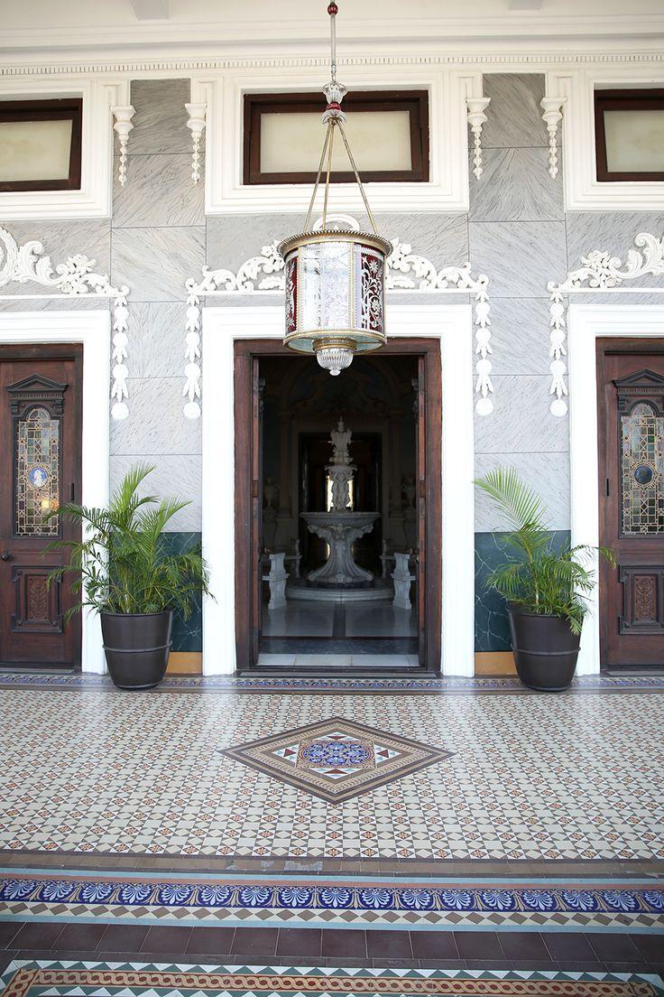 Archistas Travel Falaknuma Palace Hyderabad Indian