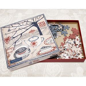Świąteczne puzzle, Marbushka galeria