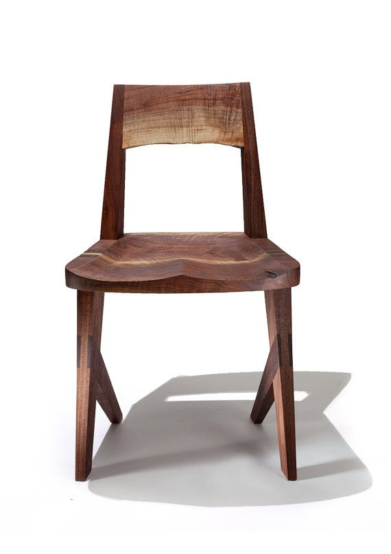 Walnut Dining Chair By Sukrachand On Etsy 1000 00 For