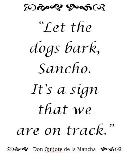 Don Quixote Quotes: ♥ † Quotes - Frases † ♥