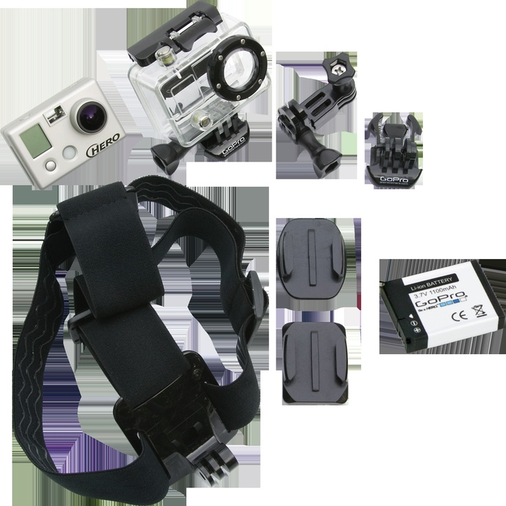 GoPro HD HERO 960 Camera
