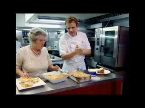 Chef Ramsay vs His Mum - Gordon Ramsay - YouTube