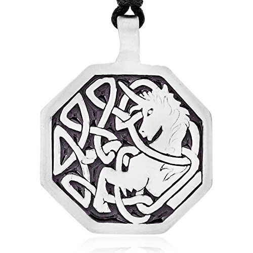 Llords Jewellery Celtic Unicorn Necklace Pendant with Irish Knot Design, Fine Pewter Jewelry This pendant makes a great necklace for men or women and is made of fine pewter. Your jewelry piece arrives ready to wear with our signature adjustable rope necklace. http://www.comparestoreprices.co.uk/december-2016-6/llords-jewellery-celtic-unicorn-necklace-pendant-with-irish-knot-design-fine-pewter-jewelry.asp