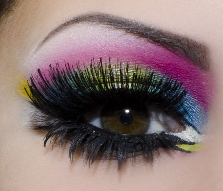 .: Colors Makeup, Eye Makeup, Eye Colors, Bright Eye, Eye Shadows, Makeup Eye, Makeup Looks, Eyeshadows, Eyemakeup