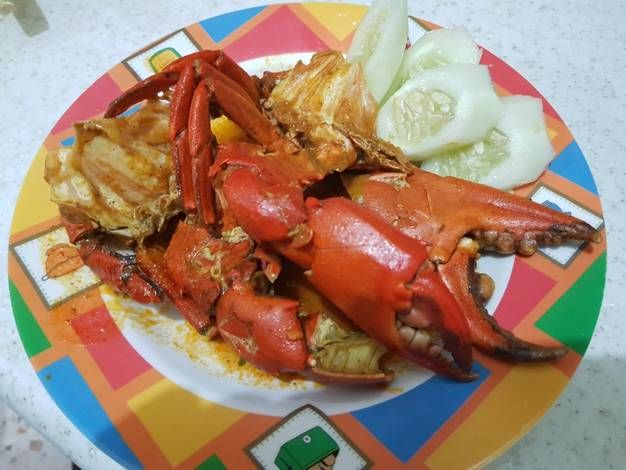 Resep Kepiting Rica Rica Pedas Oleh Haryati Resep Resep Kepiting Kepiting Makanan Dan Minuman