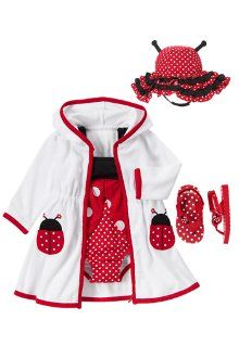 I want it!!!Bathing Suits, Ladybugs Bath Suits, Party Outfits, Ladybugs Outfit, First Birthday, Parties Outfit, Lady Bugs, Ladybugs Parties, Baby Girls Ladybugs