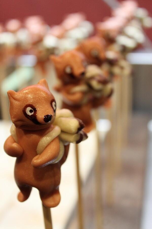 Japanese Sugar Art Lollipop by Amezaki Yoshihara