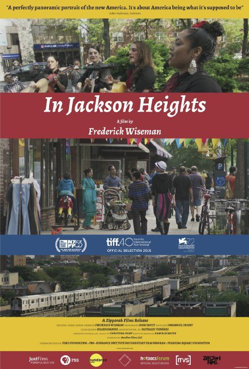 In Jackson Heights (2015)