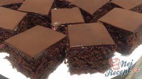 Čokoládový šťavnatý cvikláč