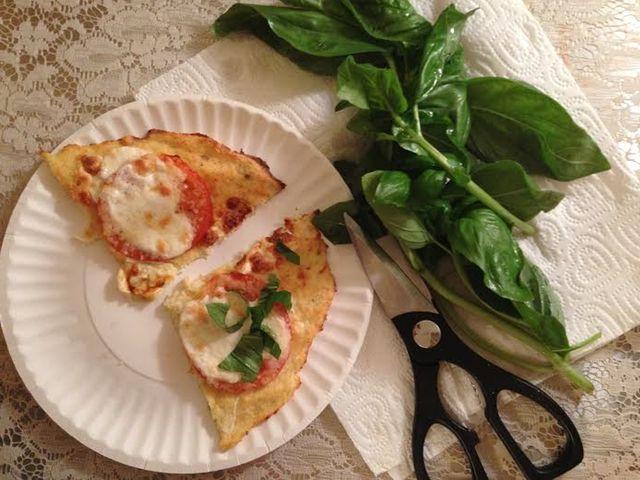 Cauliflower pizza dough? Why not!