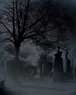 Graveyard Tattoo Designs | Best Tattoo Design: WHAT MAKES THE GRAVEYARD A SPOOKY AND SCARY PLACE?