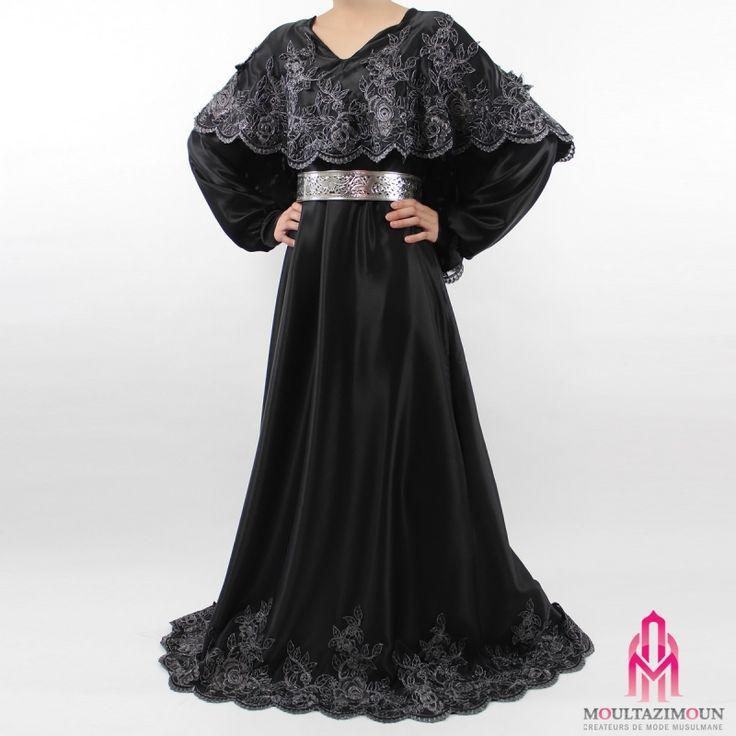 Abaya Al Mudaybi #abaya khalijia #wedding abaya #muslim dress #bishts #jalabiya #marocco dress #modestfashion #almoultazimoun #hijab #jilbab #muslimwear #hijabi