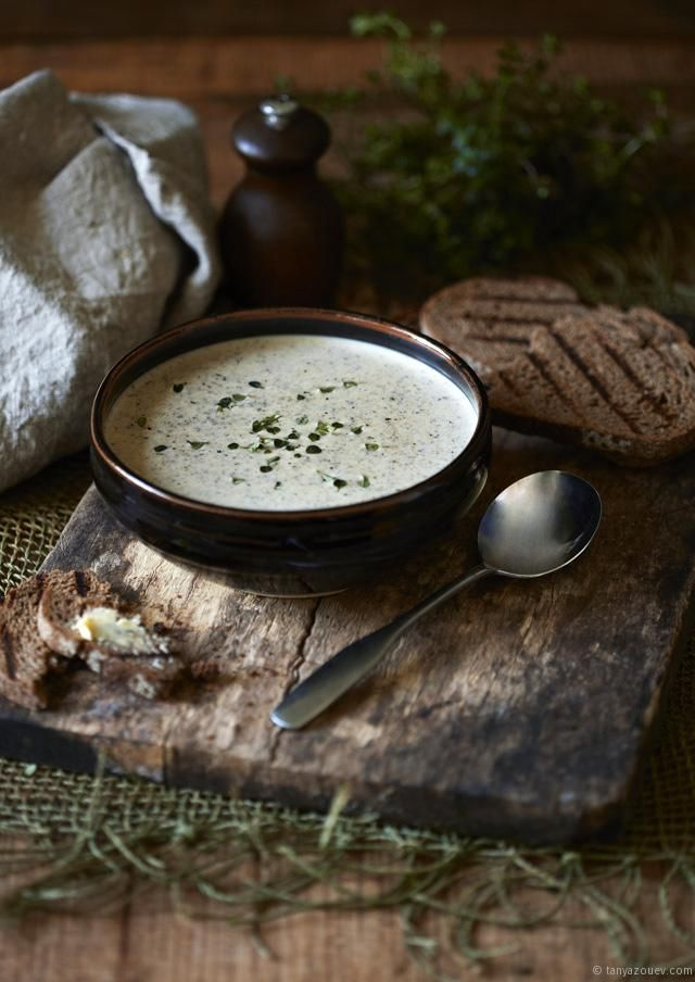 how to use fresh thyme in soup
