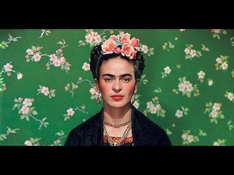 Frida Naturaleza Viva 1983 - YouTube