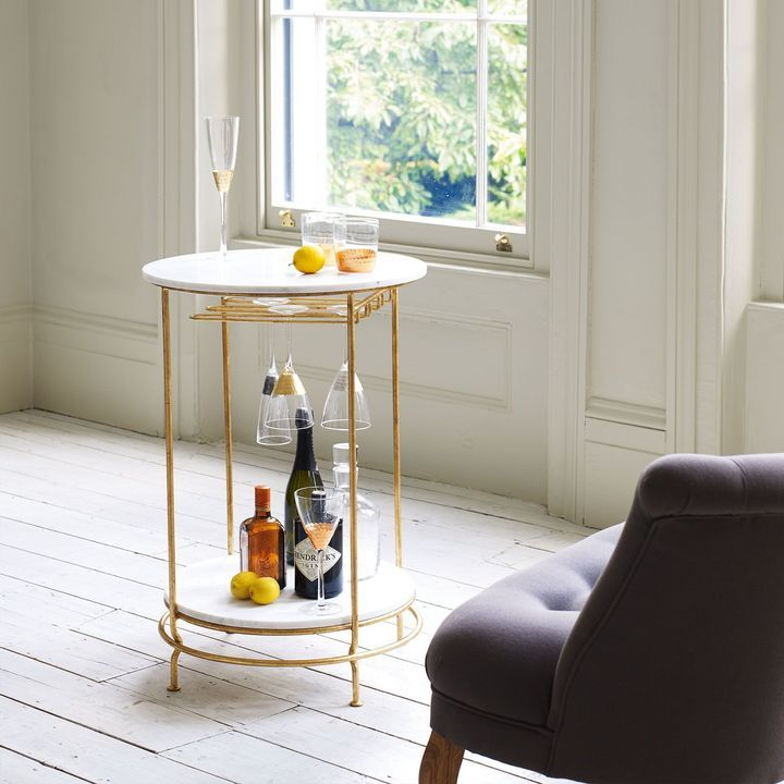 Luxe Bar Table
