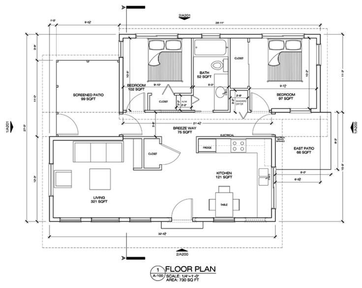 321 best House Plans images on Pinterest | Small houses, Small ...