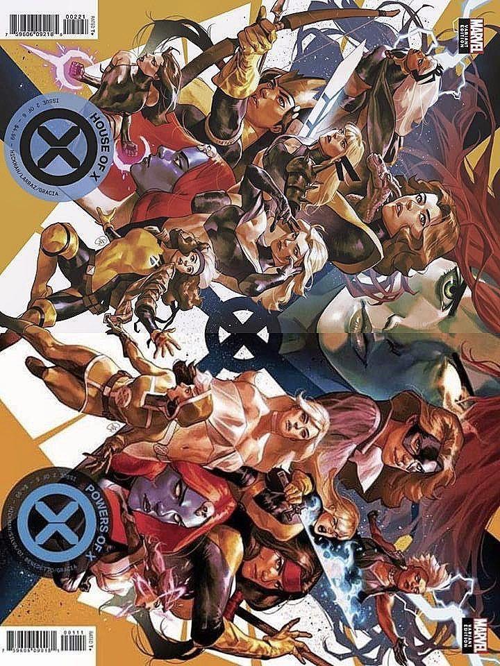 House Of X Powers Of X Dc Comics Characters Comic Books Art Marvel Comics