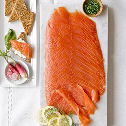 Smoked Salmon Crostini with Fennel | Williams Sonoma