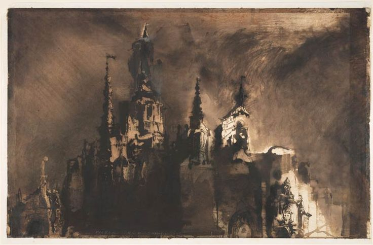 Si Victor Hugo est avant tout connupour ses romans et ses livres, le célèbre auteur français était aussi un grand amateur de dessin, comme en témoigne le