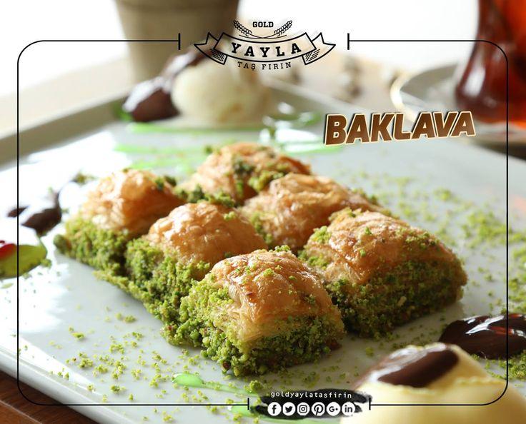 Yemekten sonra assolist sofraya gelir😍😋 #yemek #sonrası #baklava #lezzet #burada   İletişim / Rezervasyon : (0362) 437 32 32