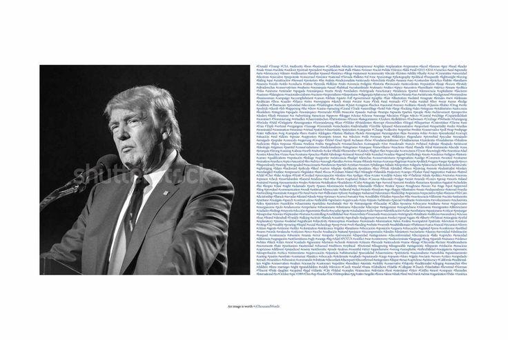 Shutterstock: One Thousand Hashtags - Trump
